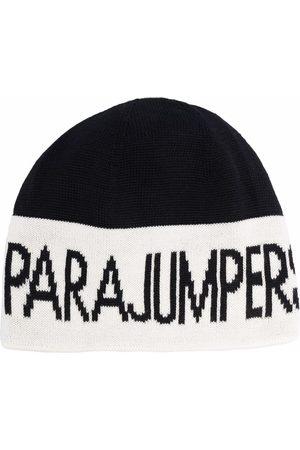 Parajumpers Deemer logo-intarsia wool beanie