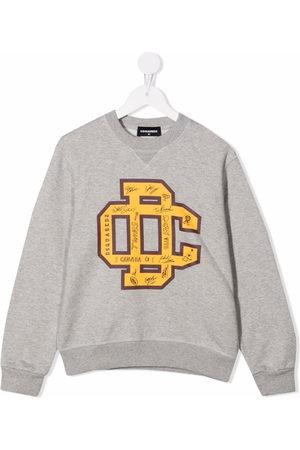Dsquared2 Logo crew-neck sweatshirt
