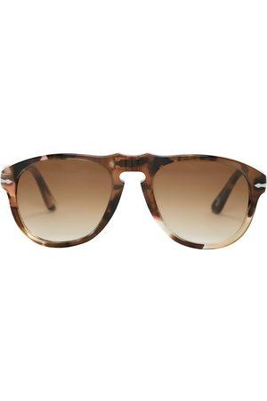 J.W.Anderson X Persol aviator-frame sunglasses