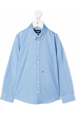Dsquared2 Classic button-up shirt