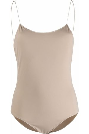 Oseree Scoop-back swimsuit