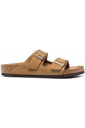 Birkenstock Arizona leather double-buckle sandals