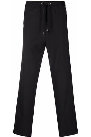 Les Hommes Men Joggers - Jetted-pocket track pants