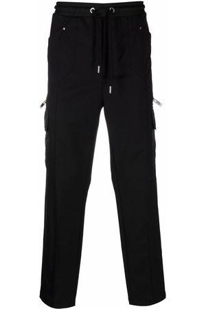 Les Hommes Men Joggers - Multi-pocket track pants