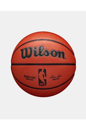 Wilson NBA Authentic Indoor Outdoor Basketball Size 6 - Sports Equipment NBA Authentic Indoor Outdoor Basketball Size 6