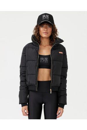 P.E Nation Ramp Run Puffer Jacket - Coats & Jackets Ramp Run Puffer Jacket