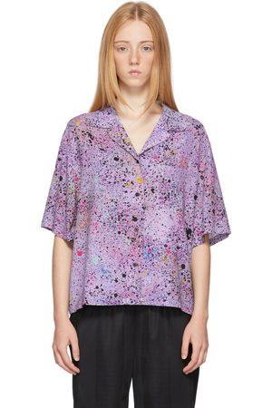 MCQ Hyper Speckle Short Sleeve Shirt