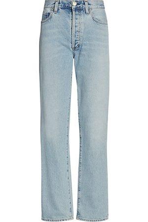 Goldsign Harper Wide-Leg Jeans