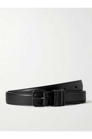 Saint Laurent Men Belts - 2cm Leather Belt
