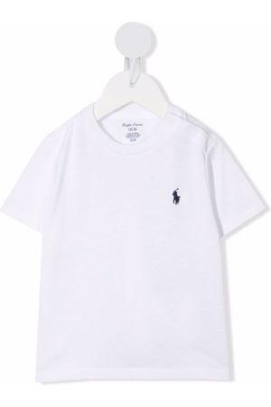Ralph Lauren Short Sleeve - Polo Pony logo cotton T-shirt
