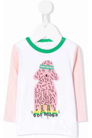 Stella McCartney Poodle-print T-shirt