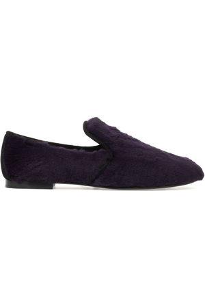 Giuseppe Zanotti Women Loafers - Paige logo loafers