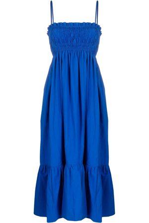Ciao Lucia Sleeveless square-neck dress