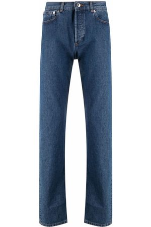 A.P.C. Mid-rise straight jeans