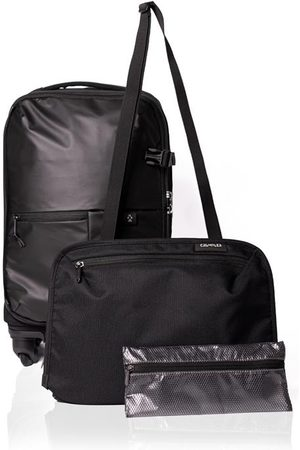 Crumpler Soft 4 wheeled Cabin Luggage Strictly Business Cabin Luggage