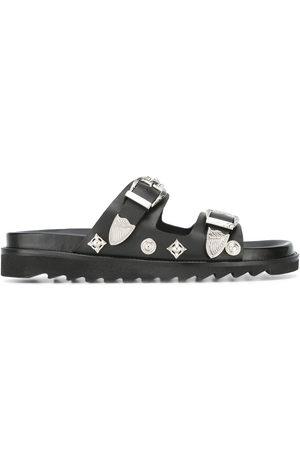 TOGA VIRILIS Men Sandals - Studded sandals