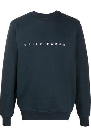 Daily paper Men Sweatshirts - Alias embroidered logo sweatshirt