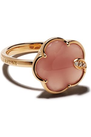Pasquale Bruni 18kt Petit Joli chalcedony and diamond ring