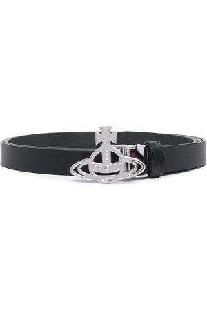 Vivienne Westwood Belts - Orb plaque belt