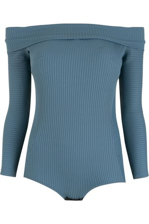 Amir Slama Women Strapless Tops - Off-shoulder bodysuit