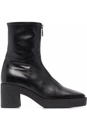Filippa K Zip-up ankle boots