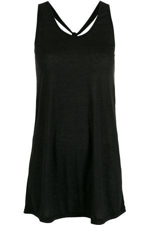 Amir Slama Women Dresses - Crossover straps dress