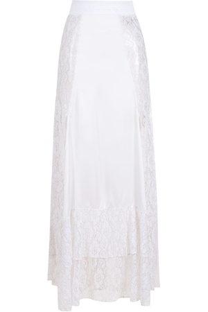 Amir Slama Women Maxi Skirts - Lace maxi skirt