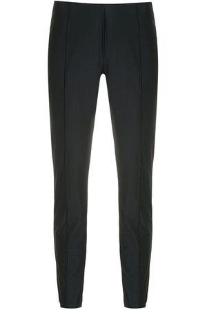 AMIR SLAMA Panelled slim-fit leggings