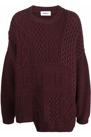 AMBUSH Long-sleeve knitted jumper