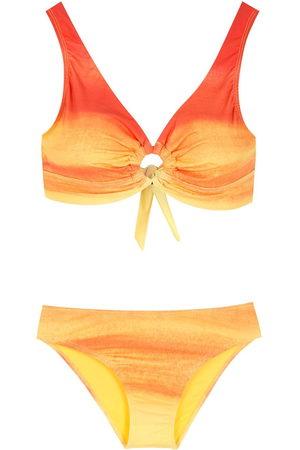 Amir Slama Women Bikinis - Gradient-effect bikini
