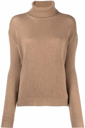 VALENTINO Women Turtlenecks - Cashmere roll-neck jumper