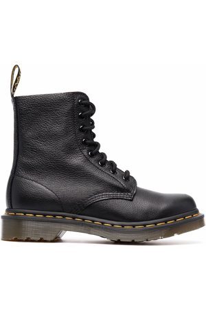Dr. Martens Women Ankle Boots - 1460 Pascal Virginia leather ankle boots