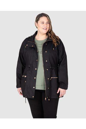 Love Your Wardrobe Women Winter Jackets - Ava Everyday Anorak - Coats & Jackets Ava Everyday Anorak