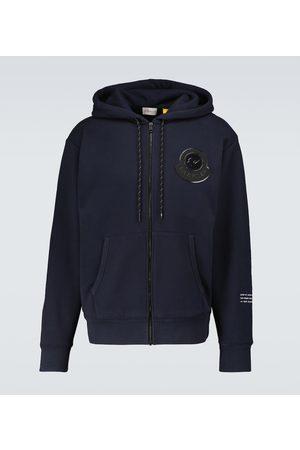 Moncler Genius Men Hoodies - 7 MONCLER FRGMT HIROSHI FUJIWARA zipped hooded sweatshirt