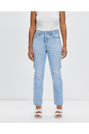 Levi's Wedgie Straight Jeans - Jeans (Luxor Again) Wedgie Straight Jeans