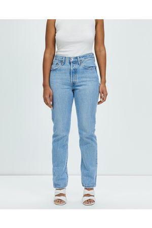 Levi's 501 Original Jeans - High-Waisted (Luxor Last) 501 Original Jeans