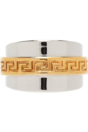 VERSACE Greca Ring