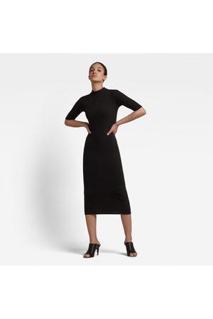 G-Star Mock Slim Dress