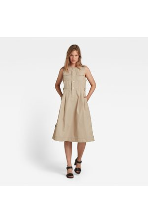 G-Star Fit And Flare Dress