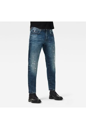 G-Star Morry 3D Relaxed Tapered Selvedge Jeans