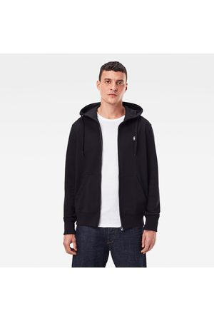 G-Star Hooded Zip Sweater