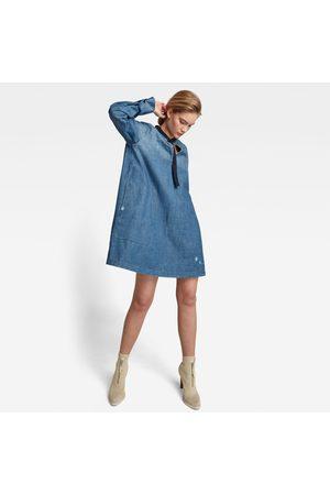 G-Star V-Neck Tunic Dress