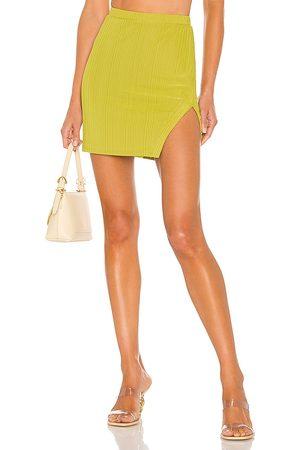Camila Coelho Bennie Mini Skirt in .