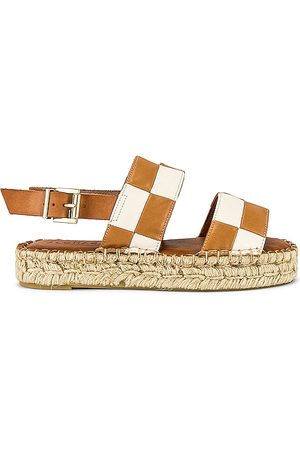 ALOHAS Double Strap Scacchi Sandal in .
