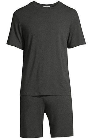 Eberjey Henry Jersey Pajama Set
