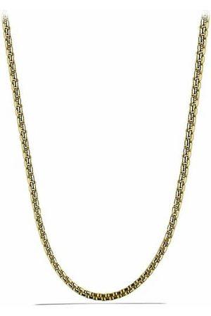 David Yurman Chain Collection 18K Necklace