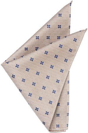 yd. Men Pocket Squares - Nathan Textured Pocket Square Natural One