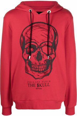 Philipp Plein Skull graphic-print hoodie