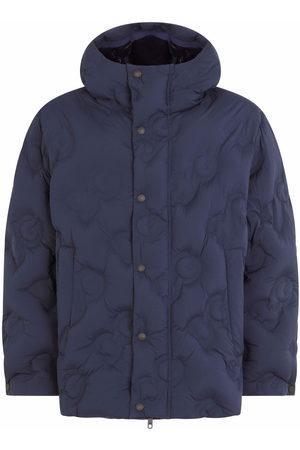 Dolce & Gabbana Men Coats - Quilted DG logo coat