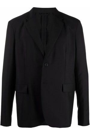 Acne Studios Men Blazers - Single-breasted button-front blazer